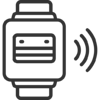 Blurb icon - contactless donation
